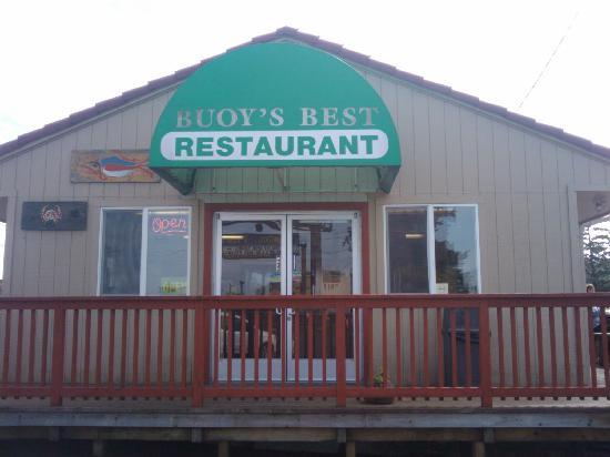 Bell Buoy of Seaside: restaurant front