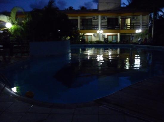 Sued's Plaza Hotel: essa piscina é tudo de bom
