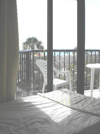 Guinea Apartments: bedroom