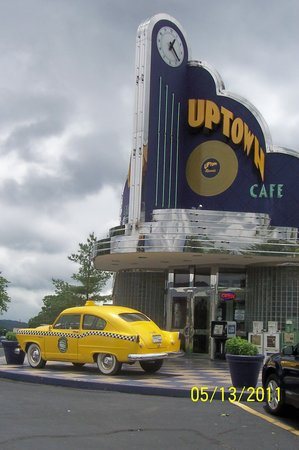 Jackie B. Goode's Uptown Cafe