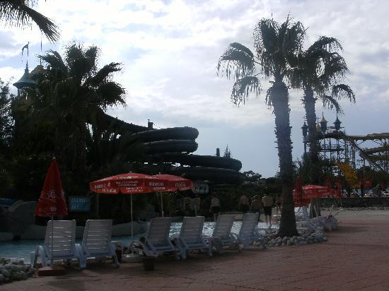 Aqua Fantasy Aquapark Hotel & SPA: aqua park