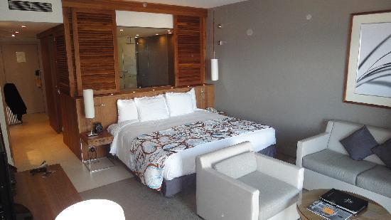 Hilton Malta: Zimmer