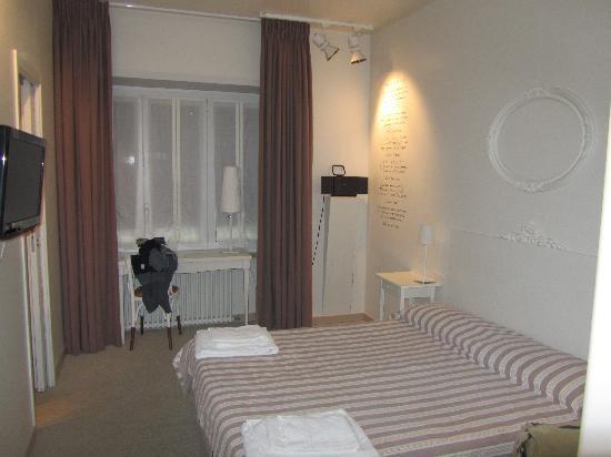 Nina Casetta De Trastevere: Room