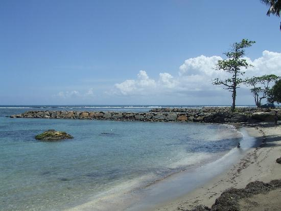 Gites de l'Habituee: une plage à proximité
