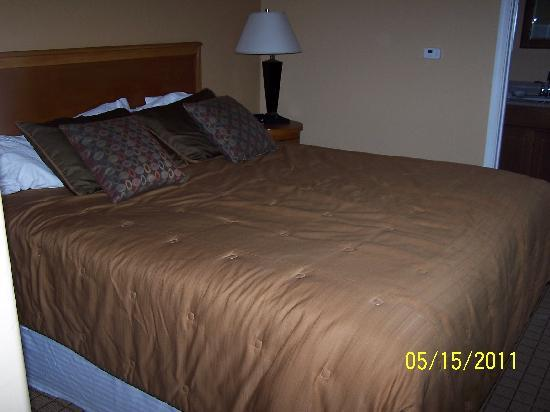 Highlands Resort at Verde Ridge: bed