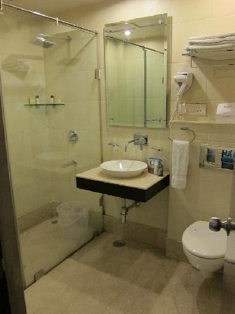 Rockland Inn: bathroom