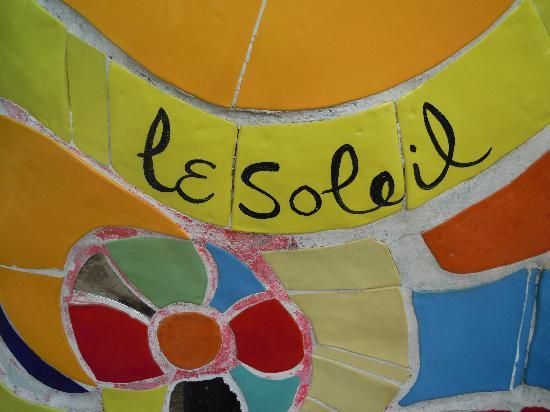 Capalbio, Italy: détail du pendu