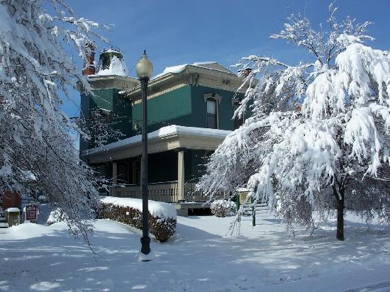 بايبيري هاوس بيد آند بريكفاست: Westfall House Winter