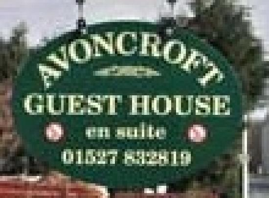 ‪‪Avoncroft Guest House‬: The Avoncroft Guest House‬