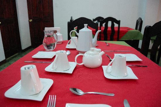 Hotel Ritzli: Dining