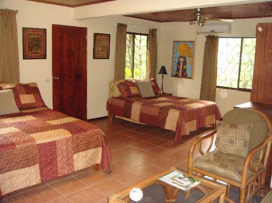 Coyaba Tropical Bed and Breakfast - Adults Only: Our Deluxe Room on the middle floor