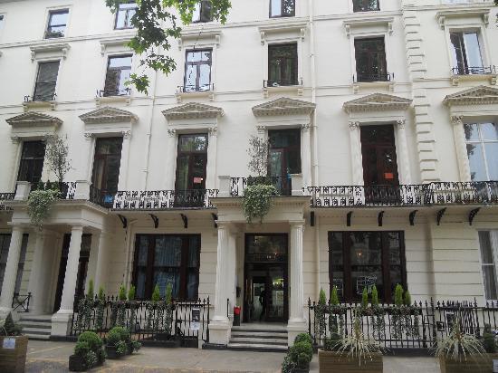 Equity Point London Hotel: Das Hotel von außen