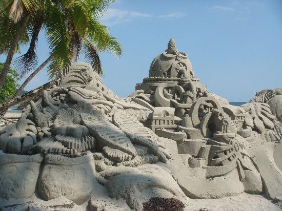 Coyaba Tropical Bed and Breakfast - Adults Only: Sand Castles on Manuel Antonio Beach