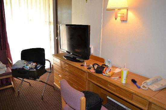 Ramada Grand Junction: Room