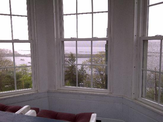 The Captain's Watch  Bed and Breakfast : The view