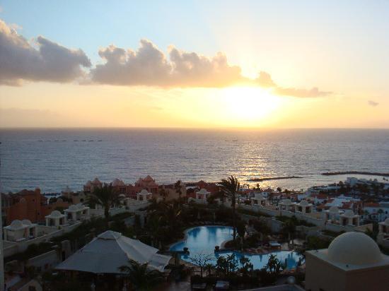 Vincci Selección La Plantación del Sur: the sunset view