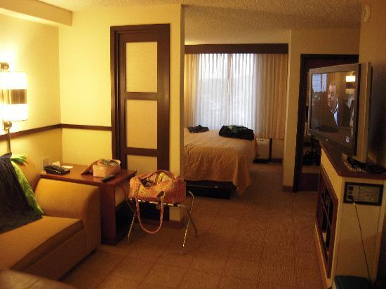 Hyatt Place Princeton: Room 329