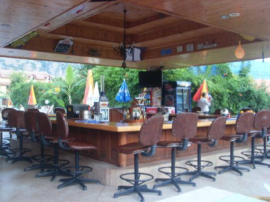 Magic Tulip Beach Hotel: bar