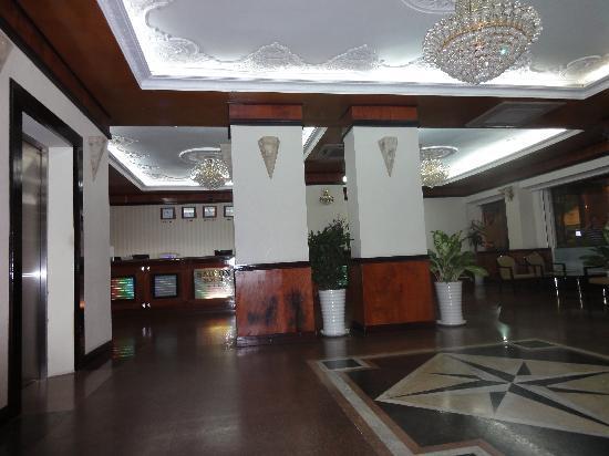 Saigon Hotel: フロント