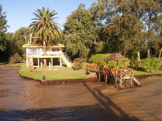 Casas Acogedoras, Tigre, Argentina.