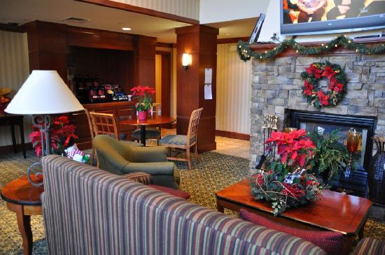 Staybridge Suites Dallas-Las Colinas Area: Frühstücksraum