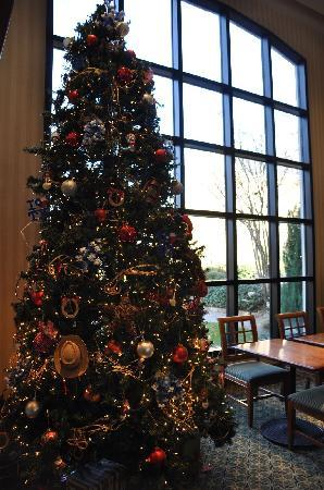 Staybridge Suites Dallas-Las Colinas Area: texanischer Weihnachtsbaum