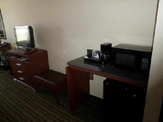 Holiday Inn Austin North-Round Rock: Kitchenette