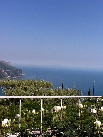 Belmond Hotel Caruso: View From Blacony