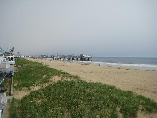 The Beachwood: view of the pier