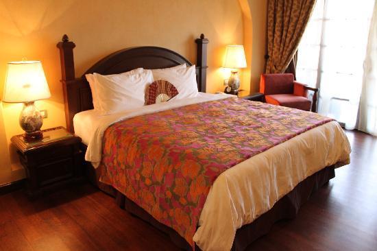 Casa del Rio Melaka: comfortable bed