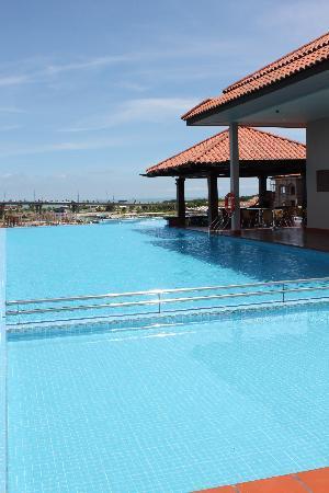 Casa del Rio Melaka: infinity pool