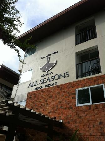 Aonang All Seasons Beach Resort