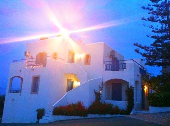 Hersonissos Village Hotel: anlage1