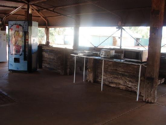 Camp kitchen 1