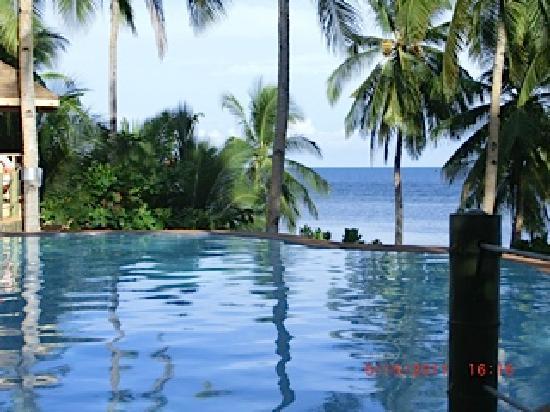 Anda White Beach Resort: The pool