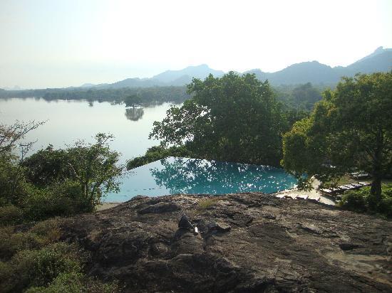 Heritance Kandalama: Vanishing Pool
