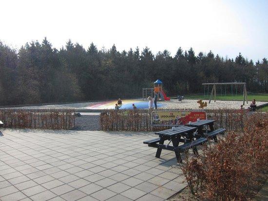 Hotel Svanen: children's playground