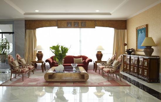 Hotel Carlos I Silgar: Recepción