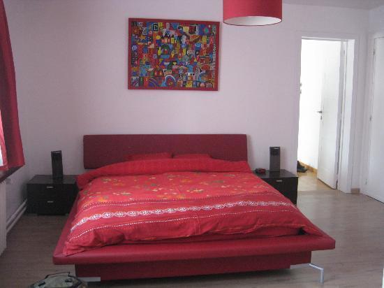 Bed and Breakfast Het Consulaat: bedroom