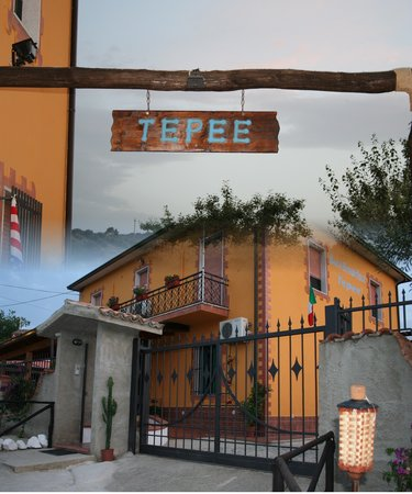 Bed & Breakfast Club Tepee: esterno