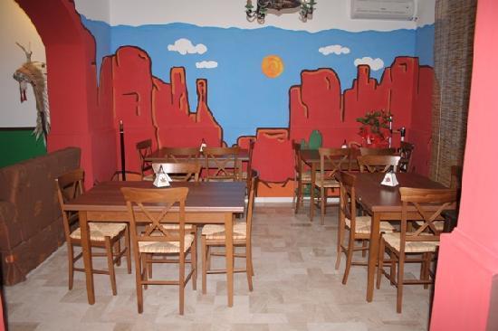 Bed & Breakfast Club Tepee: area colazioni