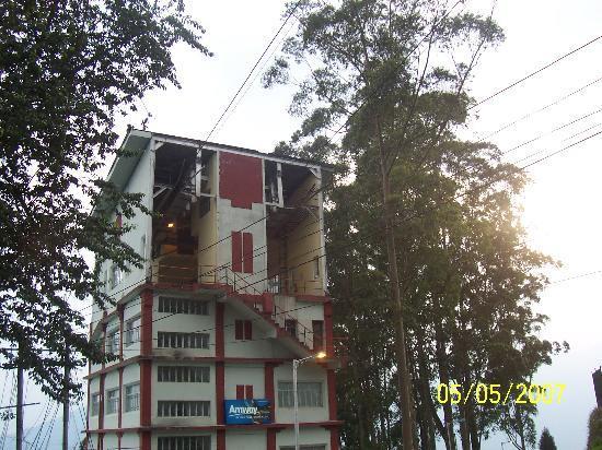 جانجتوك, الهند: Gangtok Ropeway