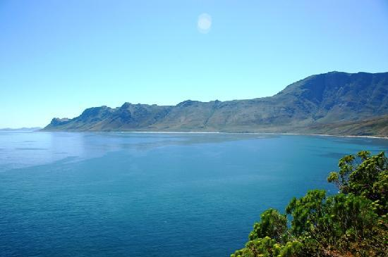 Gordon's Bay, África do Sul: Scenic drive