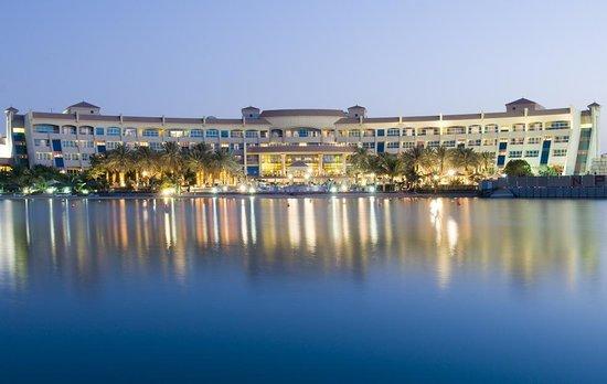 Al Raha Beach Hotel View
