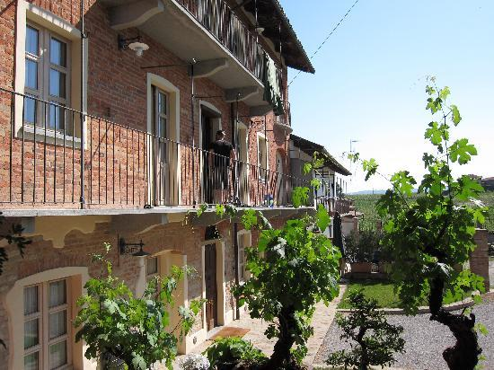 Risveglio in Langa: The apartments