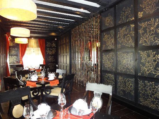 โรงแรมทาจทาชิ: Interior of Chij-ja-gye