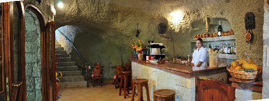 Hotel Villa Cimmentorosso: Il Bar