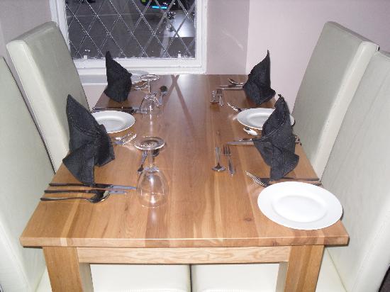 Grampian Hotel: Dining Room