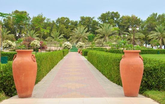 Gardens View at Dhafra Beach Hotel