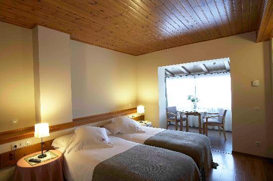 Hotel Calitxo: Habitación doble confort